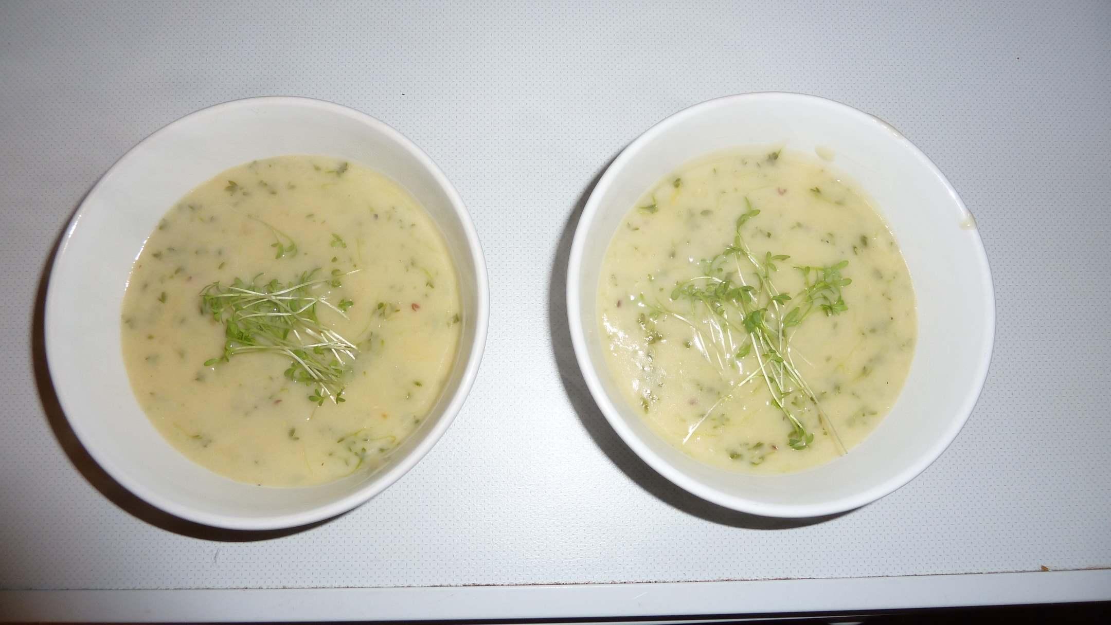 soorten soep