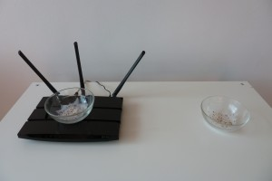 Wi-Fi tuinkersexperiment Dag 0